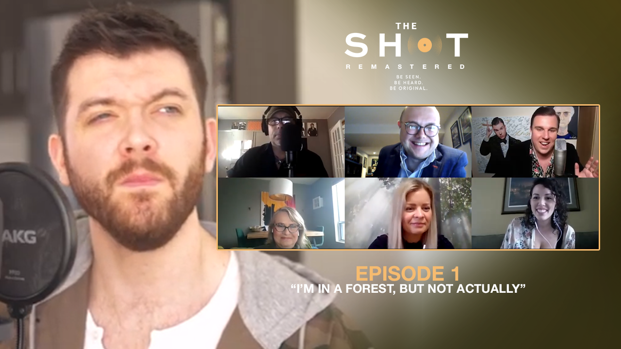 The Shot: Remastered (Episode 1 —