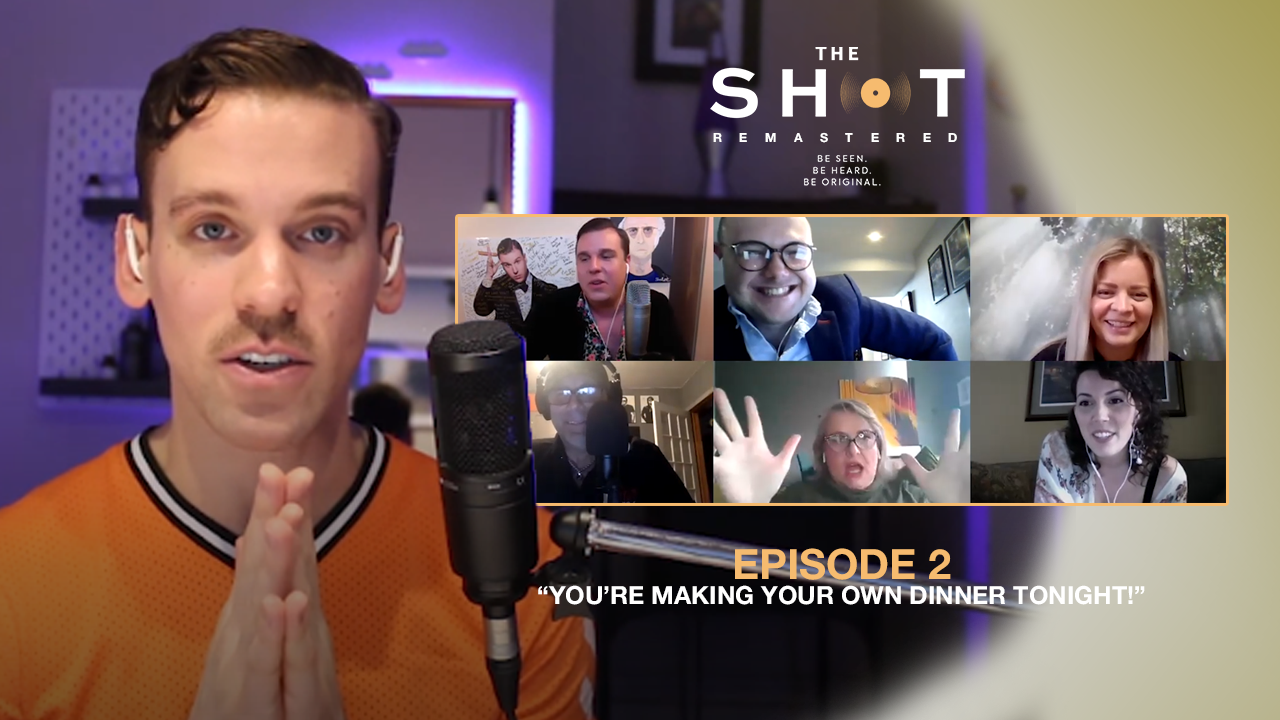 The Shot: Remastered (Episode 2 —